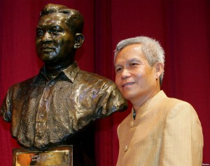 Sombath Somphone, winner of a 2005 Ramon Magsaysay Award