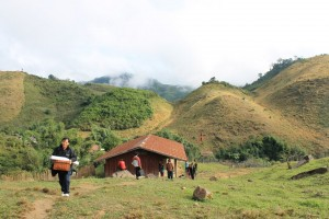 Suanmailao staff travel the country